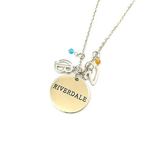 Riverdale TV Show Themed Pendant Necklace W/