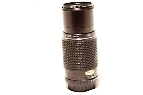 - PENTAX-M 80-200 mm F4.5 SMC ASAHI MF Zoom Lens  # 49255