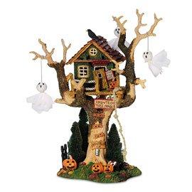 Haunted Tree House