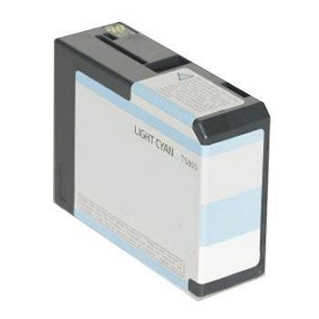 Epson Brand Stylus Pro 3800 Standard Lt Cyan Ultra Ink - T580500