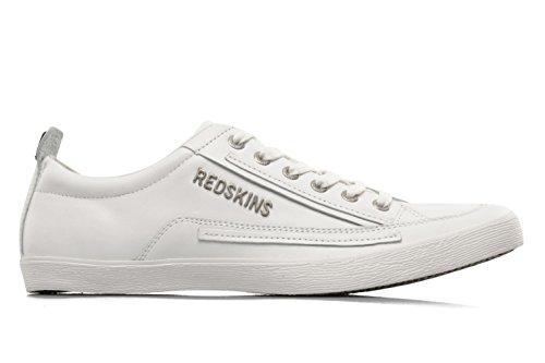 Herren weiß Sneaker Sneaker Herren Redskins weiß Redskins Sneaker weiß Redskins Weiß Weiß Weiß Herren 6qOd6