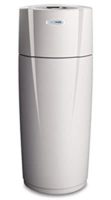 EcoPure EPWHCW Central Water Filtration System - Whole House Water Filter with No Filters to Replace Ever - Built in USA