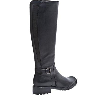Women's Black Riding Waterproof Nativo Vassa Boot Leather Blondo dwqFXxd