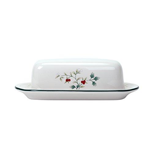 Evergreen Dinnerware Collection - 10902800 Pfaltzgraff Winterberry Dinnerware, Assorted