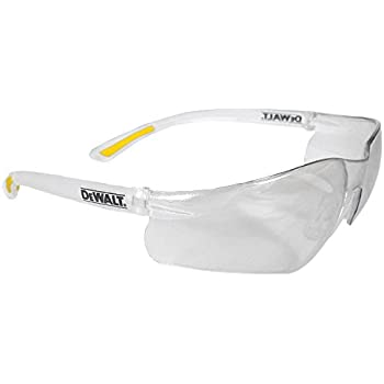 5ad33c0c50d Dewalt DPG52-1C Contractor Pro Clear High Performance Lightweight  Protective Safety Glasses