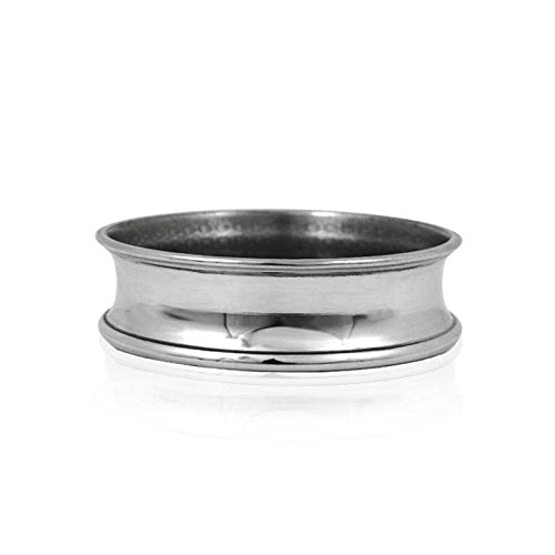 Pewter Coaster (English Pewter Company [WG303] Pewter Wine Bottle Coaster)