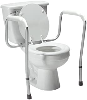 Swell Amazon Com Lumex 6487Ra 1 Locking Raised Toilet Seat With Pabps2019 Chair Design Images Pabps2019Com