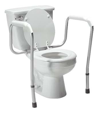 Amazon Com Lumex 6465a 1 Versaframe Toilet Safety Rail