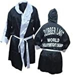 Rocky Balboa Movie Clubber Lang World Champion Boxing Robe