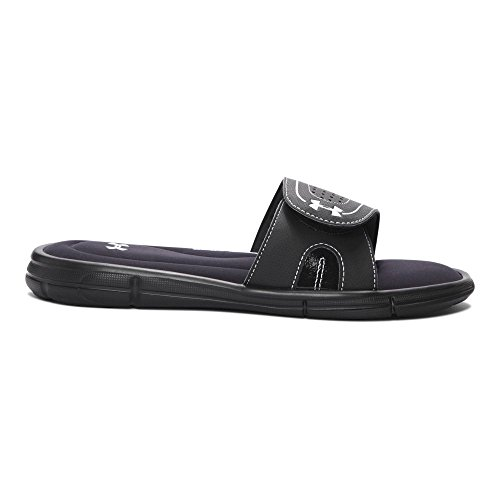 Under Armour womens Ignite VIII Slide Sandal,...