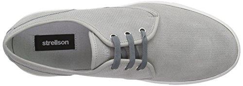 Strellson Evans Derby Lace Suede - Zapatos de cordones derby Hombre Gris - Grau (801)
