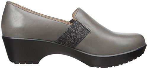 Flat Women's Grey Dansko Nappa Jessica E8CwBq