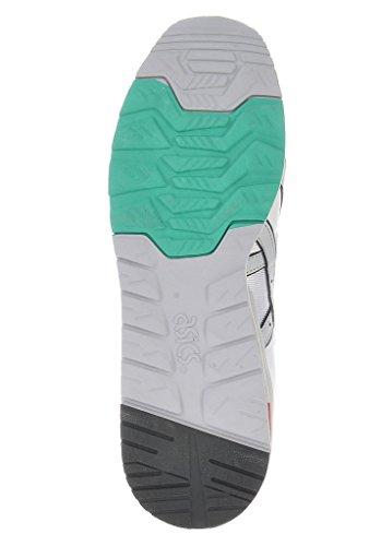 Asics Onitsuka Tiger GT II Gel H407N-0113 Sneaker Shoes Schuhe Mens White / Soft Grey