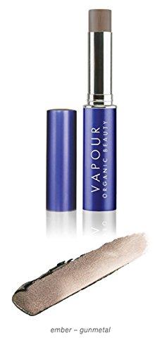 Vapour Organic Beauty Mesmerize Eye Shimmer, Ember-Gunmetal, 0.11 Ounce