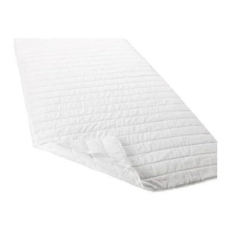 IKEA ANGSVIDE – Protector de colchón (doble) 190 cm x 135 cm: Amazon.es: Hogar