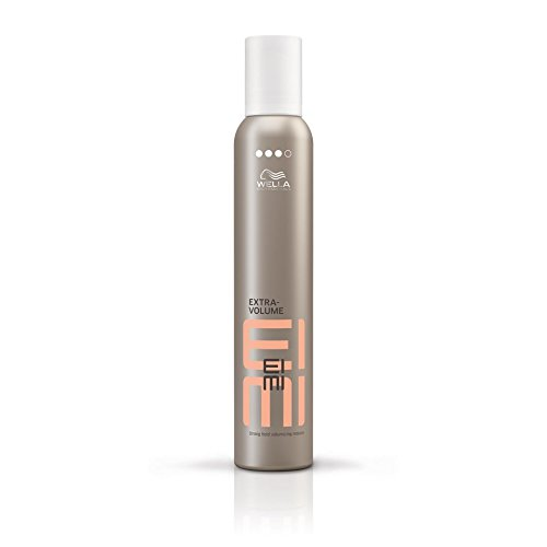 Wella Professionals Eimi Extra Volume Styling Mousse For Extra Volume Hold Level 3 (Blow Dry Head-Turning Volume and Perfect Body with Strong Hold) 10 oz -