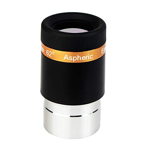 SVBONY Telescope Lens 23mm Telescopes Eyepieces Wide Angle 62 Degree Aspheric Eyepiece Fully Coated Lens for 1.25