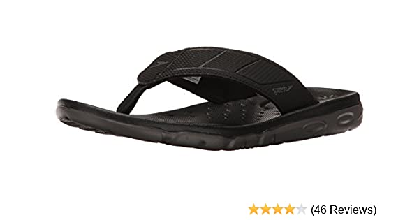 cd3832fdc593f7 Amazon.com   Speedo Men's on Deck Flip Sandal   Sandals