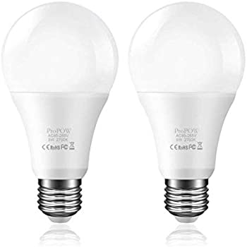 2 Pack Dusk To Dawn 5w Led Light Bulb 40 Watt Equivalent