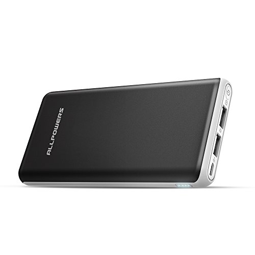 Hi capacity power bank for phones