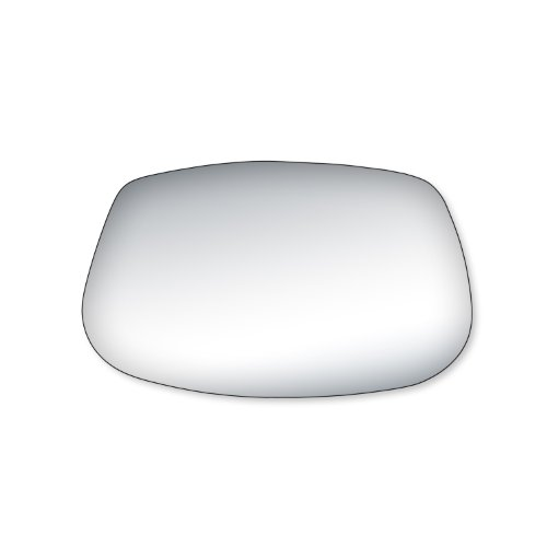 Fit System 99067 Driver/Passenger Side Replacement Mirror Glass (Oldsmobile Delta 88 Mirror Glass)