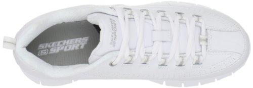 Super energía zapatilla la de de Skechers Deporte la manera deporte de White 5ROqwp