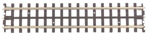 Scale Trax 3-Rail Track w/Nickel Silver Rails -- 10