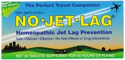 Lewis N. Clark No-Jet-Lag Homeopathic Jet Lag - Clock Clark N Lewis