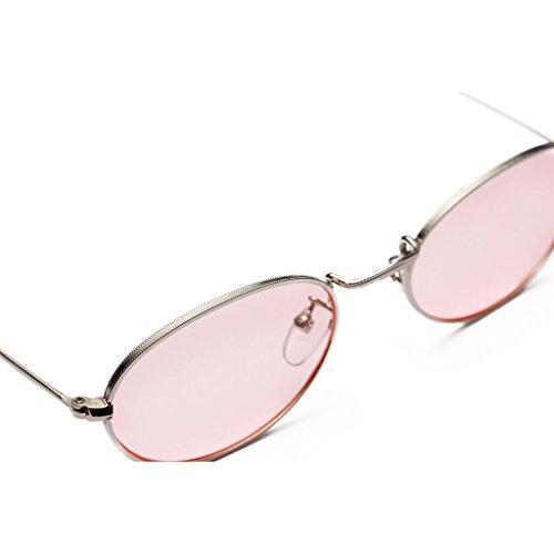 para Rojo Gafa Pesca Sol de mm Rosa 50 Retro Protección Conducción Estilo Magideal Viaje UV400 Unisex 78Bqcd8w