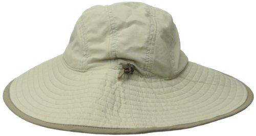 White Sierra Kool Sun Hat, Stone, Small/Medium