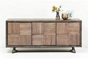 Kare Design Vienna - Aparador de diseño de madera, con 3 puertas: Amazon.es: Hogar