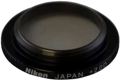 Nikon Corrective Eyepiece Lens: +2.0 for F5 F4S F3HP F3T