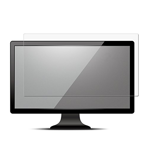 "9 Aspect Ratio Screen - [2 PACK] 27"" Anti Glare(Matte) Screen Protector for 27 inch Widescreen Desktop with 16:9 Aspect Ratio Dell/Asus/Acer/ViewSonic/Samsung/Aoc/HP Monitor"