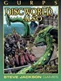 GURPS Discworld Also, Phil Masters, 1556344473