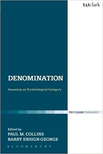 Book Denomination: Assessing an Ecclesiological Category (Ecclesiological Investigations) (2013-02-14)