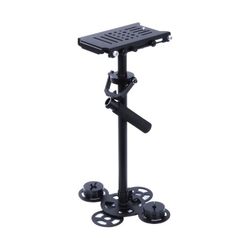 Movo Photo VS1000 Vertical Handheld Video Stabilizer System for Large, Heavy Camera Setups up to 9 Pounds (Glidecam Hd 2000 Best Price)