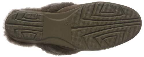 069 Beige Fortuna Hilde Donna antique Pantofole S47gY7a