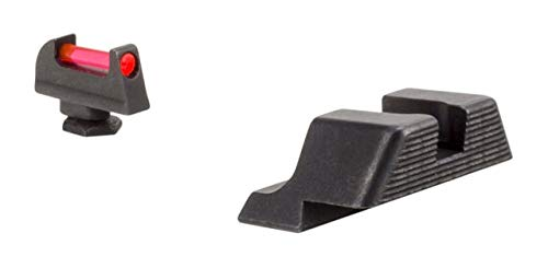 Trijicon, Fiber Sight Set, Glock Models: 20, 21, 29, 30, 36, 40, and 41 (Including S and SF Variants)