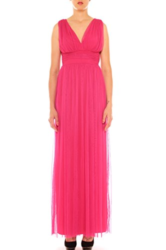 Kleid Key Di Scuro Damen Rosa qpAE741