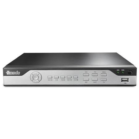 Digital Video Recorder with no Hard Disk Drive, Black/Silver ()