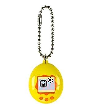 Bandai Tamagotchi 20th Anniversary Series 2 Yellow Orange Bandai