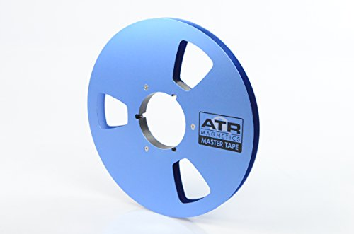ATR Magnetics 1/2'' Master Tape | 10.5'' Reel | Empty by ATR Magnetics