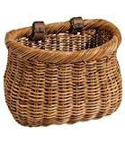 Cisco Classic Bicycle Basket in Tan