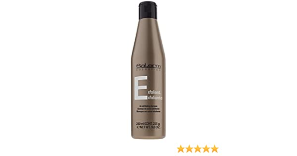 Salerm Cosmetics Exfoliant Exfoliating Shampoo Champú - 250 ml ...