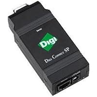 Digi DC-SP-01-S Connect SP Device Server - 1 x Network (RJ-45) - 1 x Serial Port - Fast Ethernet - Desktop
