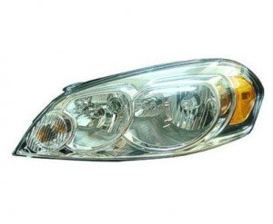 Chevy Impala 06-13 / Monte Carlo 06-07 Headlight Assembly LH USA Driver Side NSF