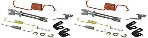 Carlson H2326 Rear Drum Brake Hardware Kit ()