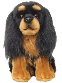 Faithful Friends Cavalier King Charles Dog Stuffed Animal 12