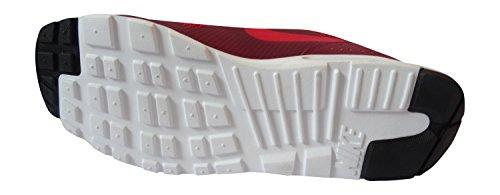 Nike Air Tavas Se Menns Sneaker Laget Rød Universitet Rød Hvit 662