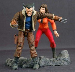 Marvel Select: Days of Future Past Wolverine Action Figure (Days Of Future Past Wolverine)